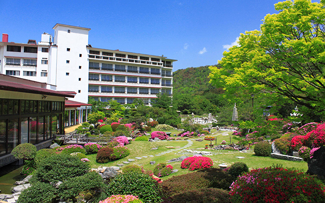 旅館外観イメージ